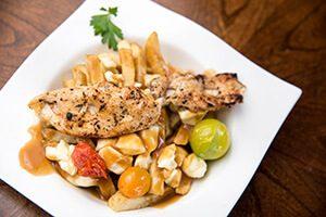 Chicken-Kebab